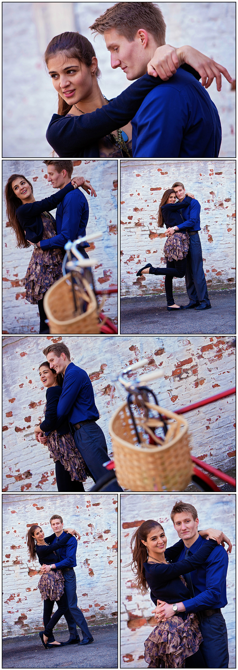 BOSTON ENGAGEMENT SHOOT IN THE NORTH END