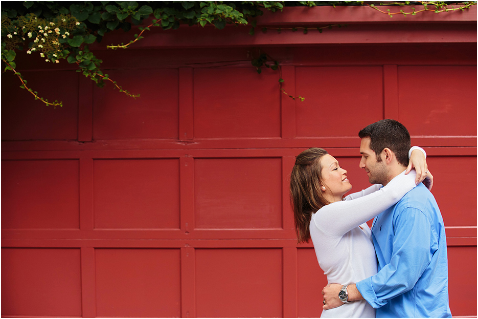 BEACON HILL ENGAGEMENT SESSION | BRIGITTE & CHRIS