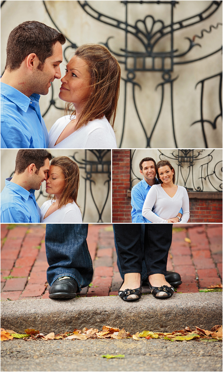 ENGAGEMENT SESSION PHOTOS BOSTON IN BEACON HILL