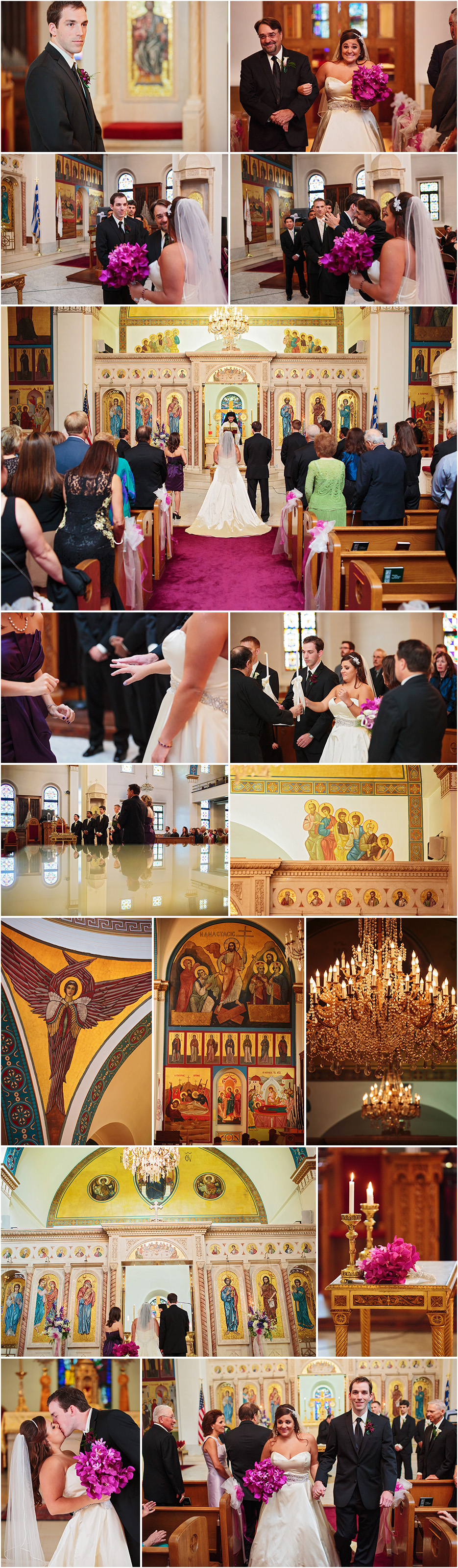 WEDDING PHOTOS BOSTON GREEK ORTHODOX CATHEDRAL