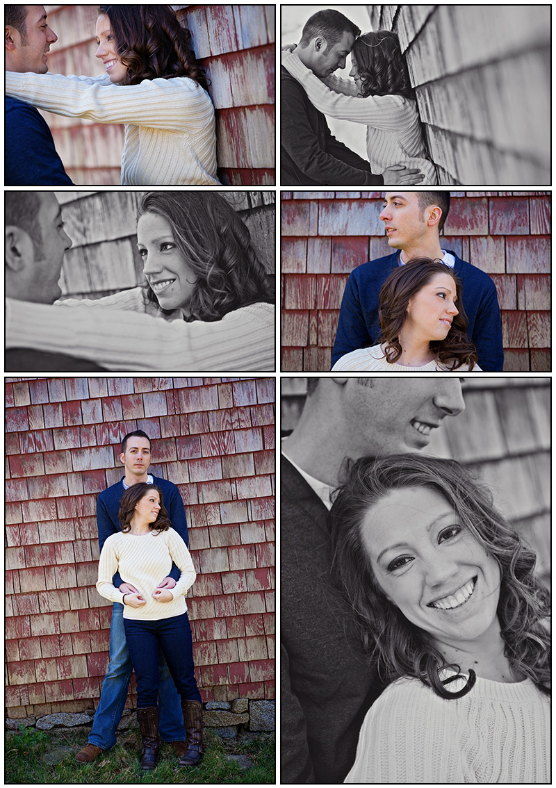 ROCKPORT ENGAGEMENT PHOTOS