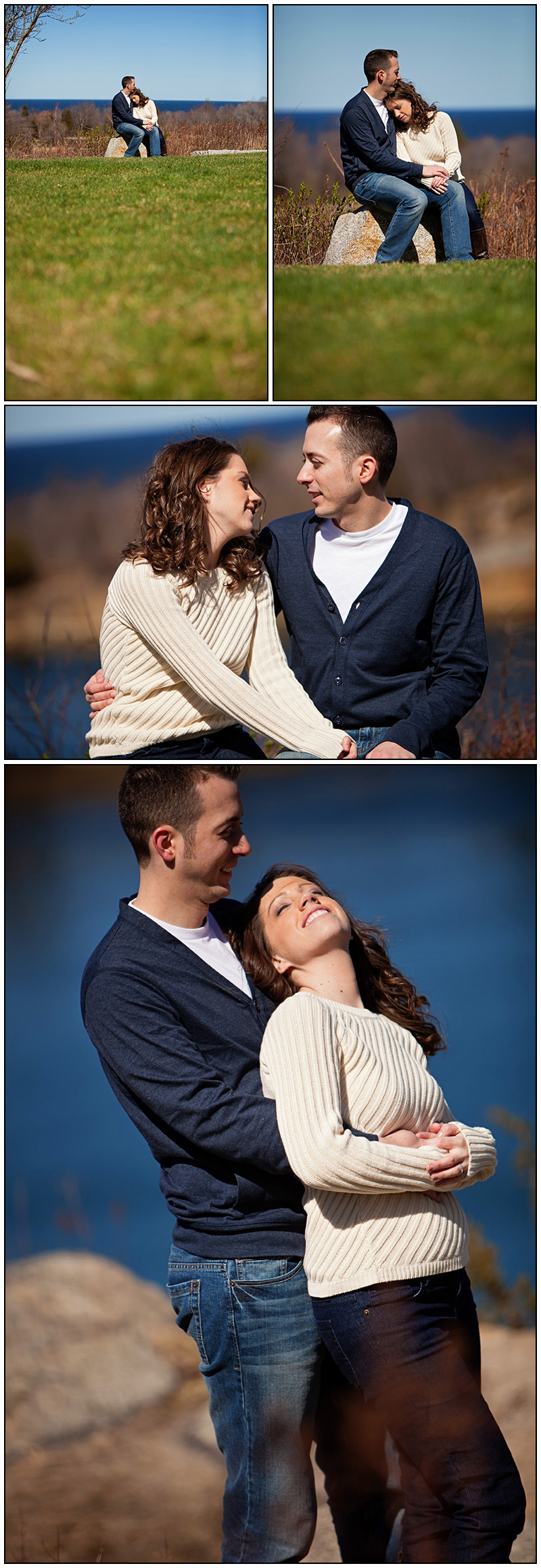 WEDDING AND ENGAGEMENT PHOTOGRAPHER ROCKPORT MA
