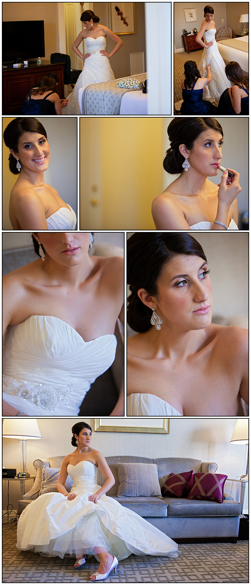 WEDDING PHOTOGRAPHY AT FAIRMONT COPLEY PLAZA BOSTON