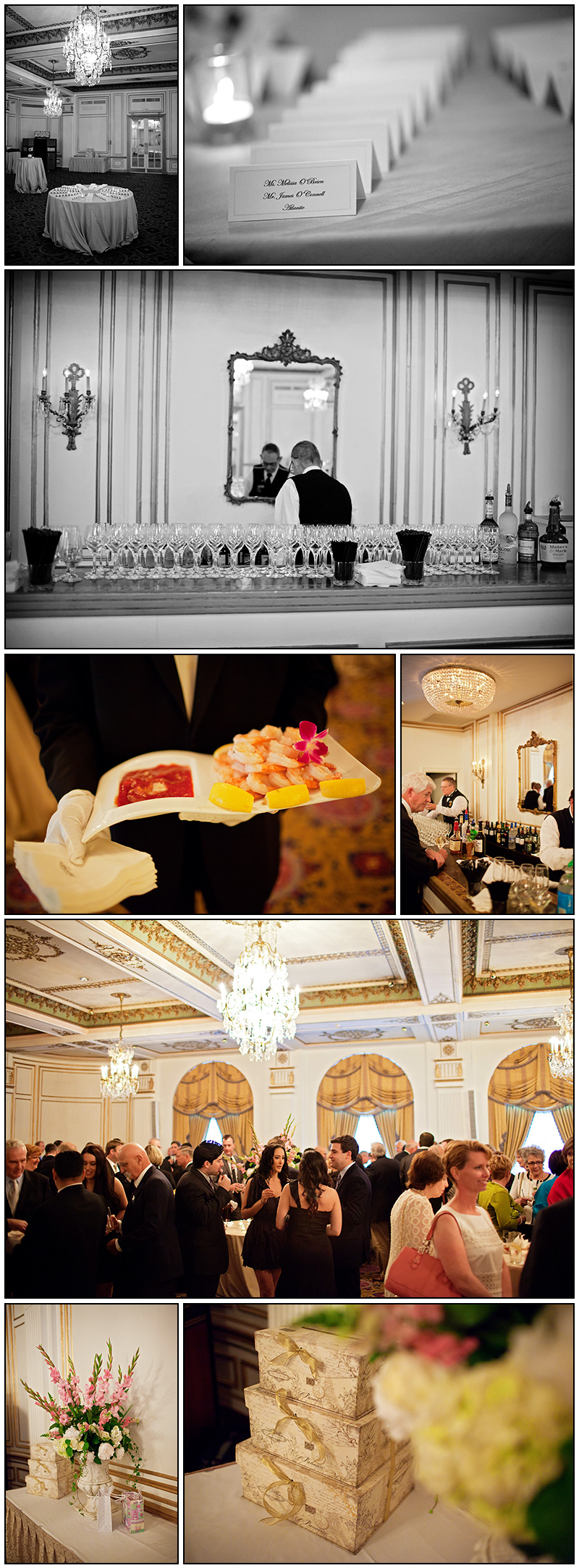 NEW ENGLAND WEDDING PHOTOGRAPHY AT FAIRMONT COPLEY SQUARE