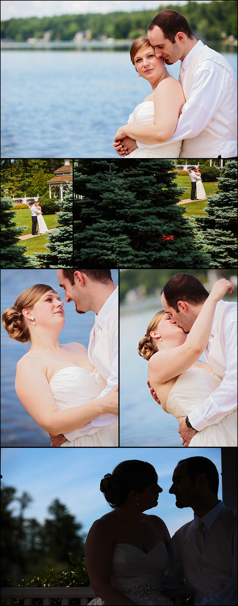 WEDDING PHOTOS AT CASTLETON IN WINDHAM NH