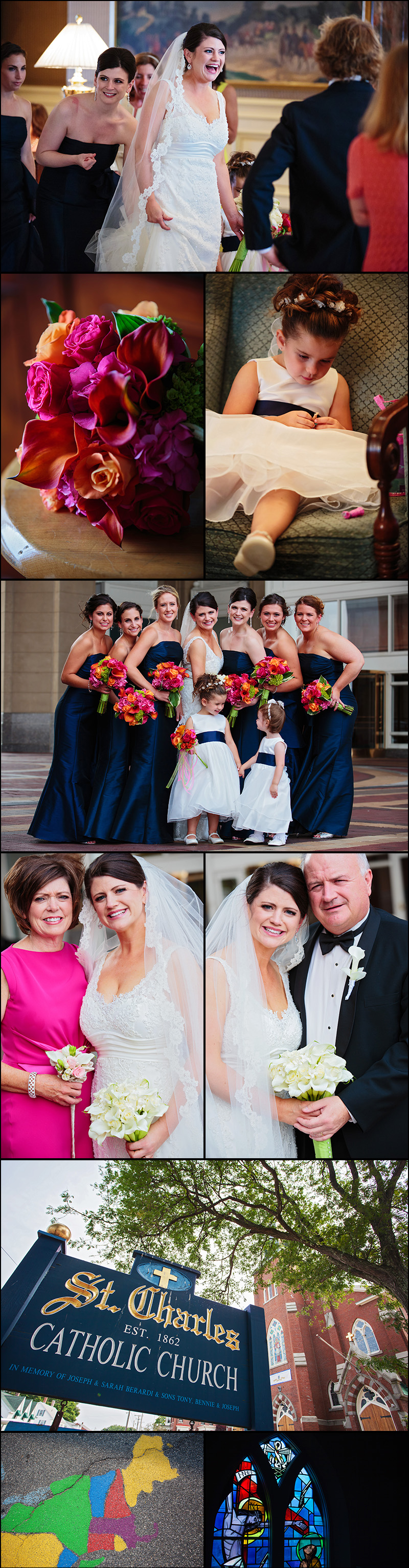 WEDDING PICTURES AT THE BOSTON HARBOR HOTEL
