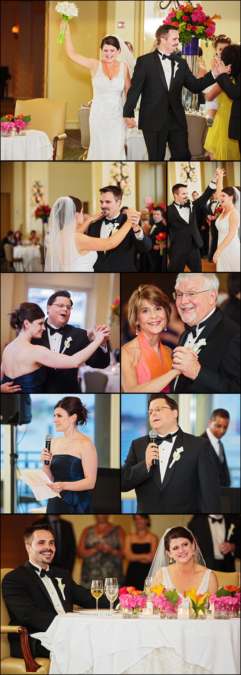 BOSTON HARBOR HOTEL WEDDING PHOTOGRAPHERS