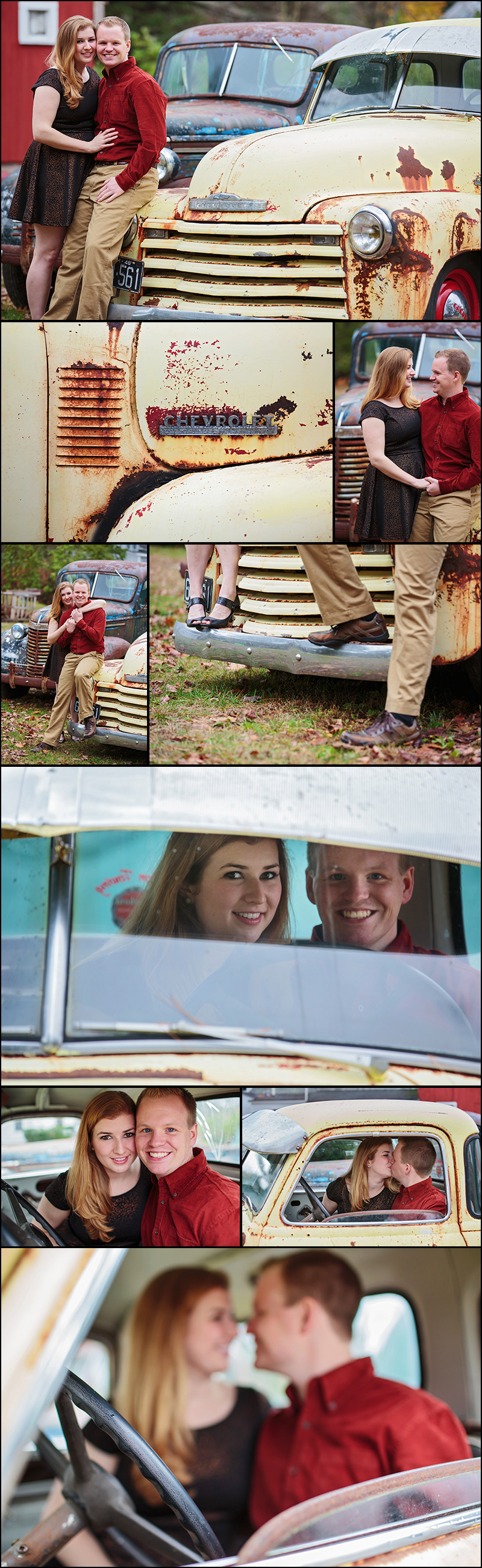 NEW HAMPSHIRE ENGAGEMENT PHOTOS