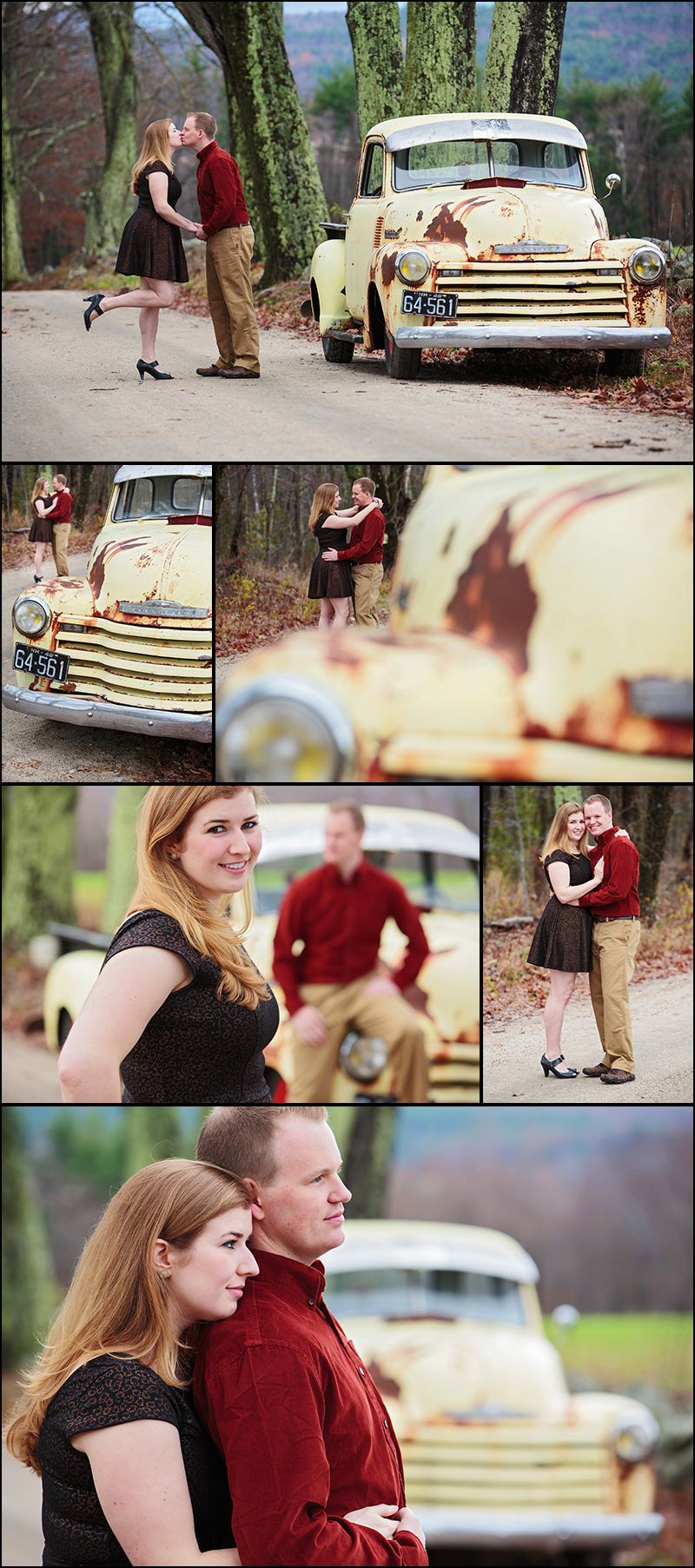 ENGAGEMENT PHOTOGRAPHER NEW ENGLAND