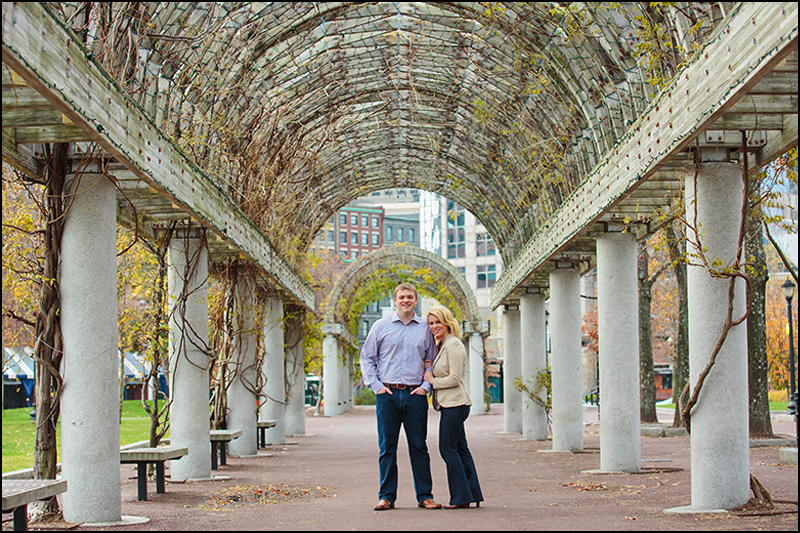 NORTH END ENGAGEMENT PICTURES BOSTON MA