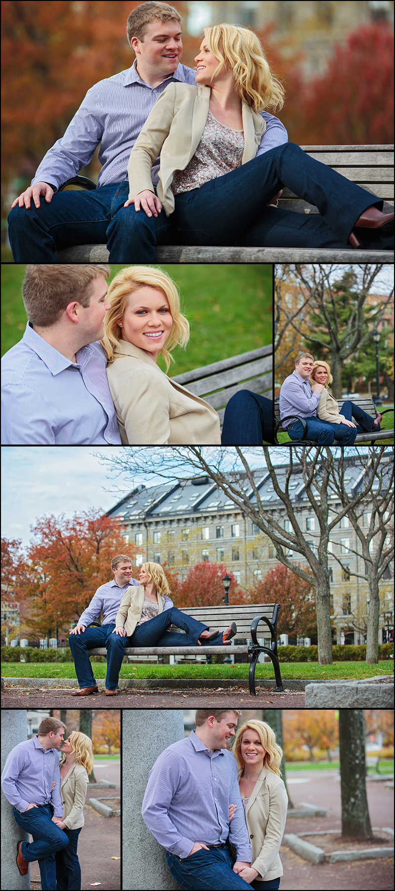 ENGAGEMENT PHOTOGRAPHER BOSTON NORTH END
