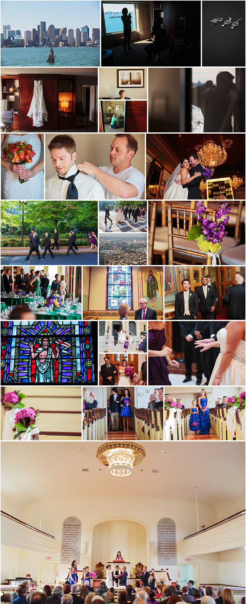 NEW ENGLAND WEDDING PHOTOGRAPHERS BEST OF 2012