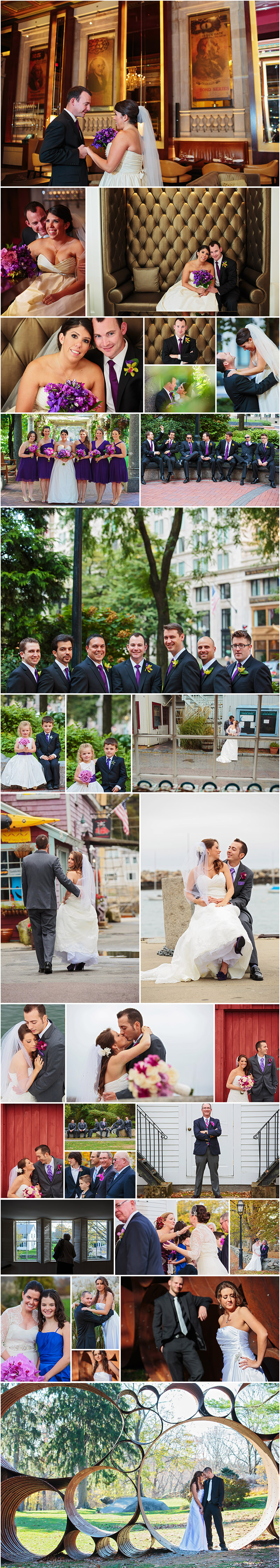 BOSTON WEDDING PHOTOGRAPHERS BEST PHOTOS 2012