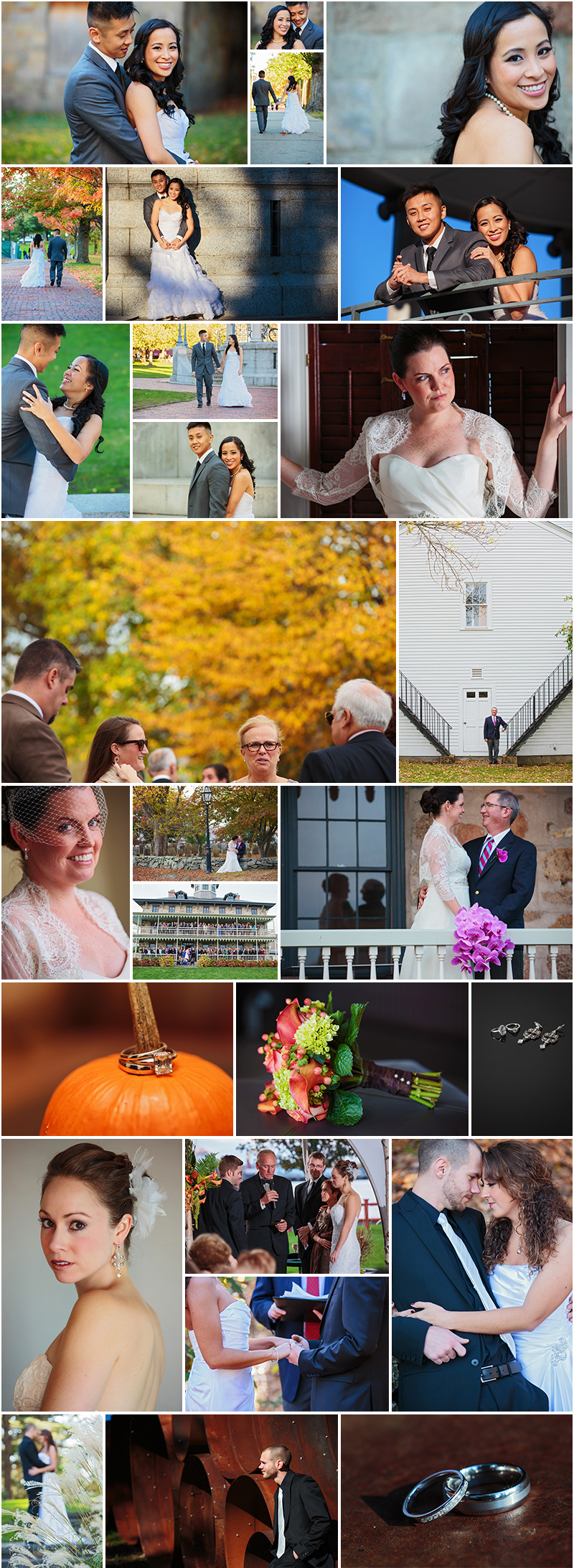 BOSTON WEDDING PHOTOGRAPHERS IN MA