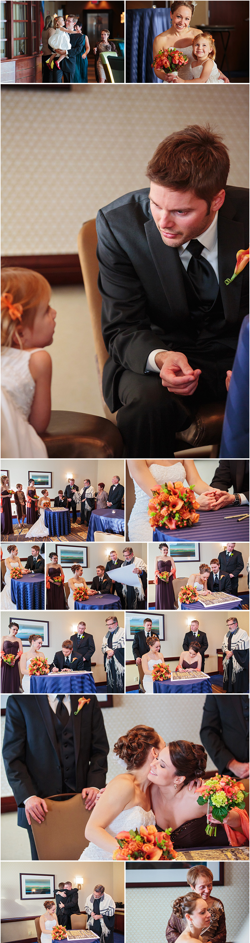 BOSTON WEDDING PHOTOGRAPHERS AT HYATT HARBORSIDE MA