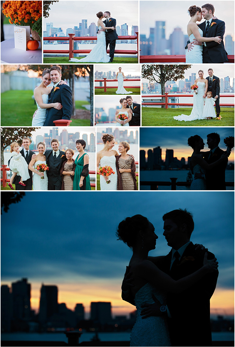 HYATT HOTEL WEDDING PHOTOS BOSTON HARBORSIDE