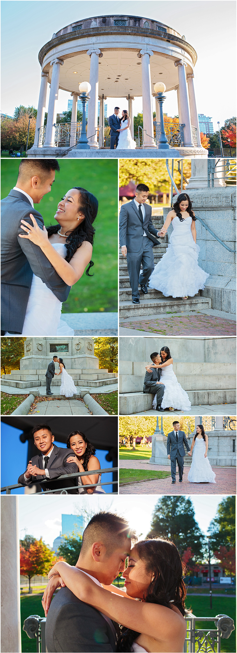 HYATT REGENCY WEDDING PHOTOS BOSTON MA