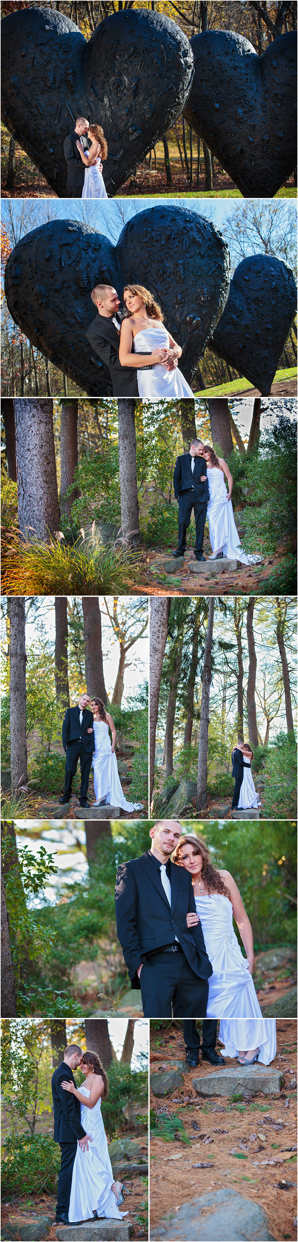 WEDDING PHOTOS AT DECORDOVA MUSEUM LINCOLN MA