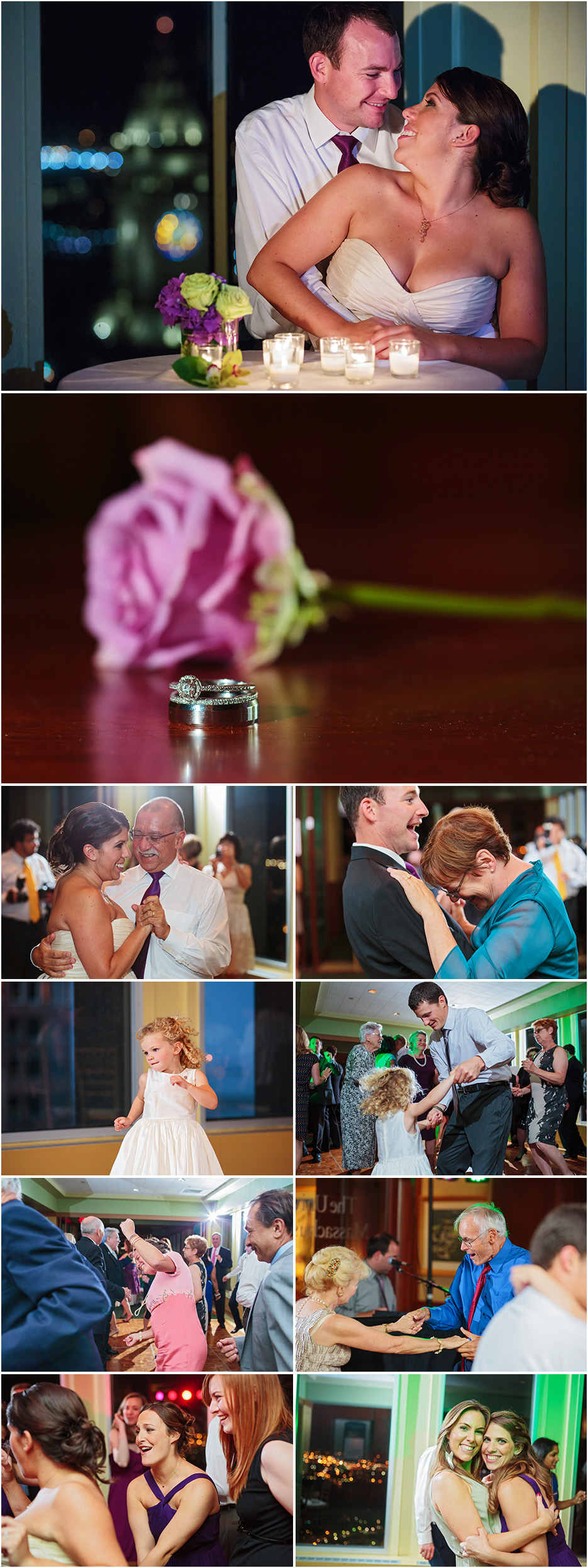 UMASS CLUB WEDDING PHOTOS