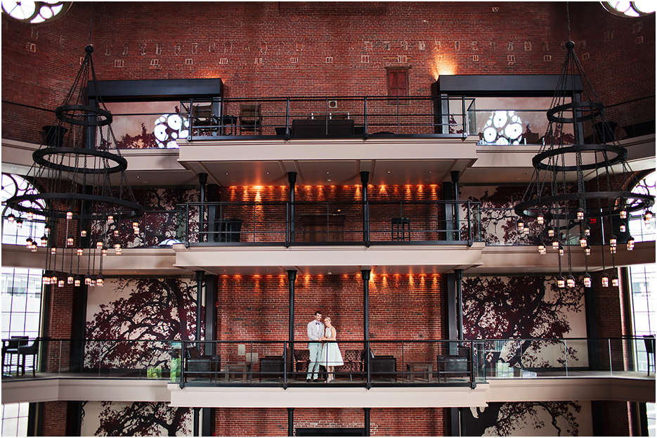 BOSTON WEDDING VENUES | THE LIBERTY HOTEL