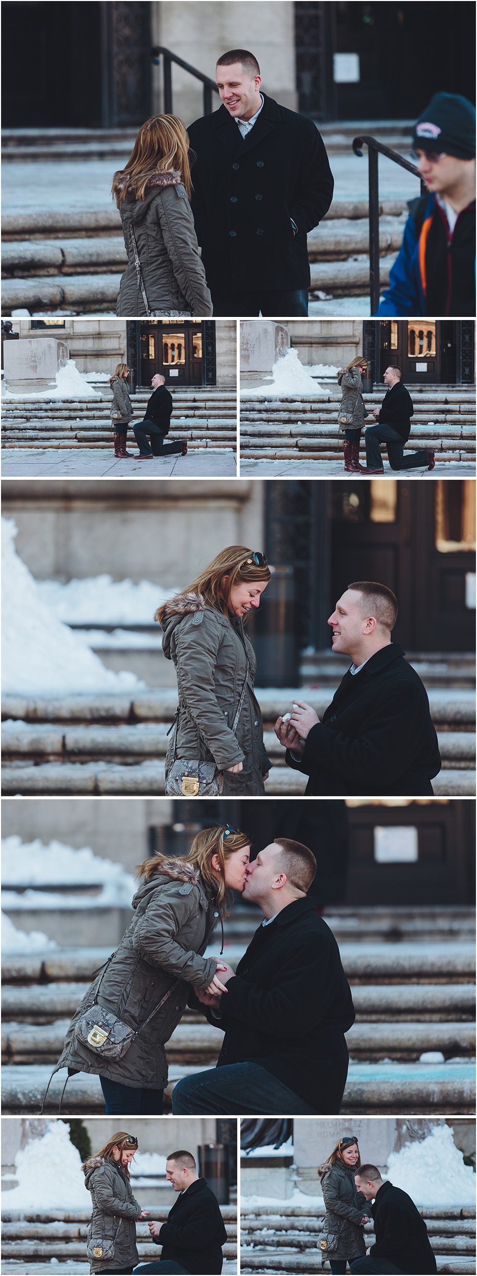 BOSTON ENGAGEMENT PROPOSAL PHOTOS