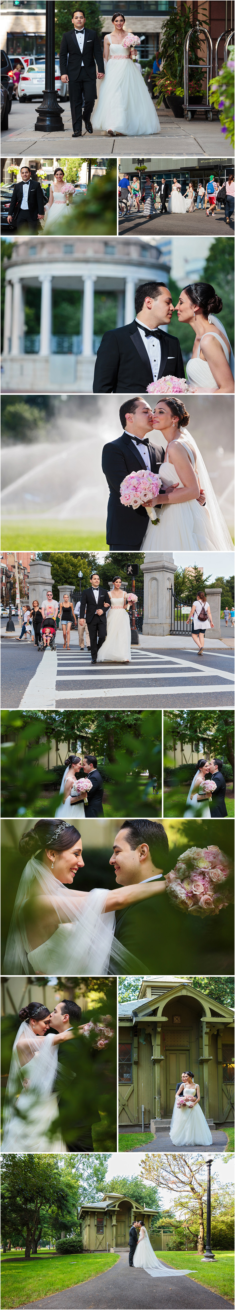 WEDDING PHOTOGRAPHER RITZ CARLTON BOSTON COMMON