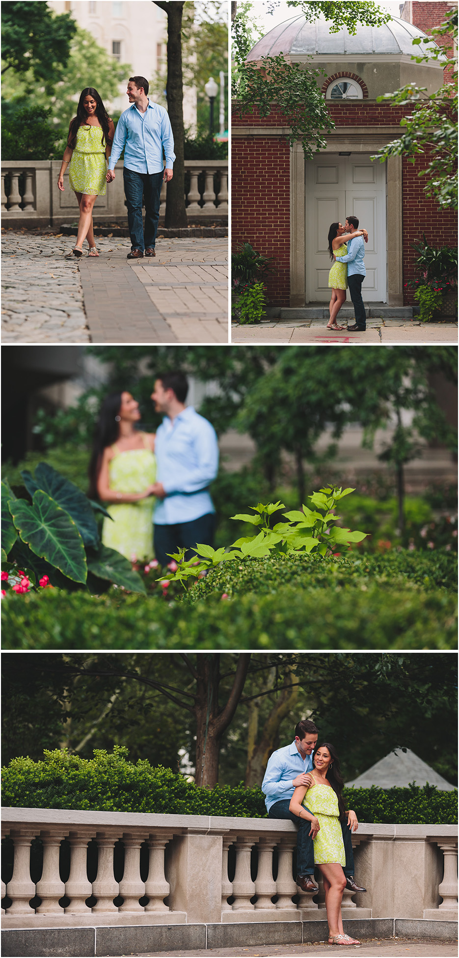 ENGAGEMENT SESSION PHILLY