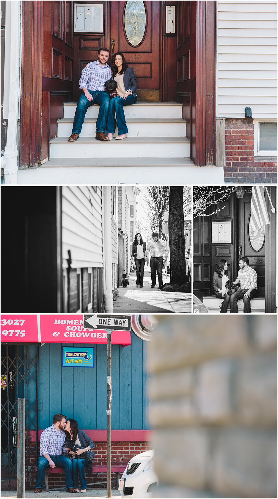 NEW ENGLAND ENGAGEMENT PHOTOS IN BOSTON